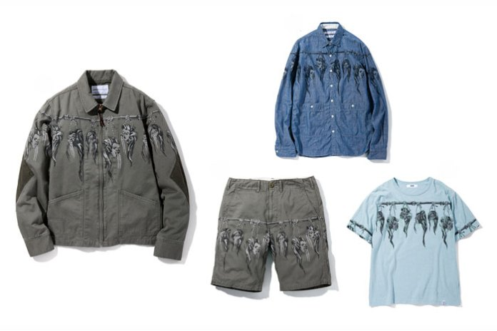 SVG ARCHIVES by NEIGHBORHOOD 2013 Spring/Summer Collection