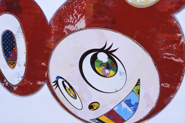 Takashi Murakami 9th Solo Exhibition @ Galerie Perrotin Hong Kong