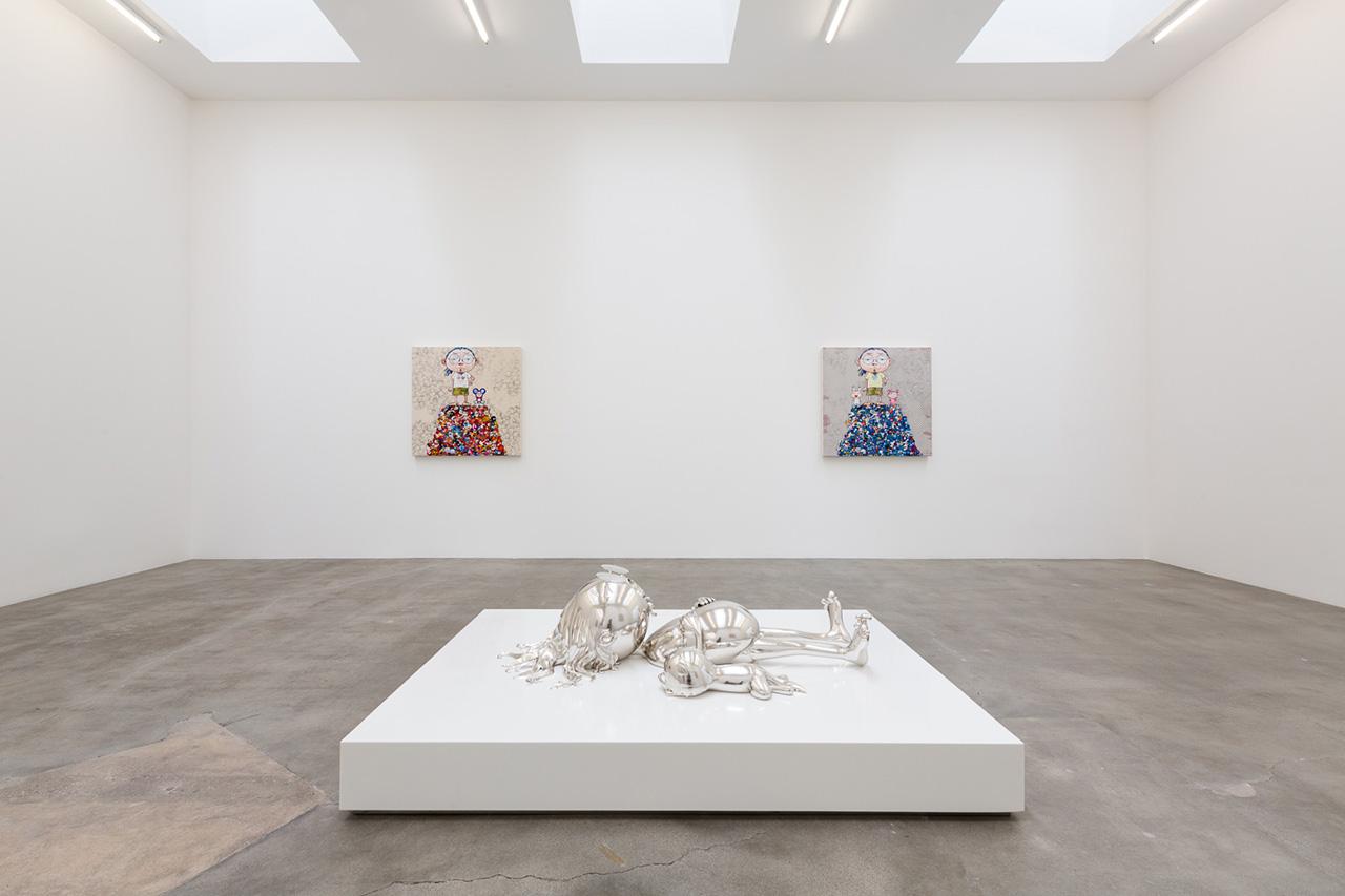 "Takashi Murakami ""Arhat"" Exhibition Recap @ Blum & Poe"