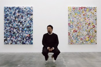 Takashi Murakami Discusses Paintings, Sculptures and His Debut Feature Film 'Jellyfish Eyes'
