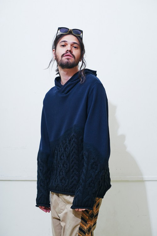 TALKING ABOUT THE ABSTRACTION 2013 Fall/Winter Collection