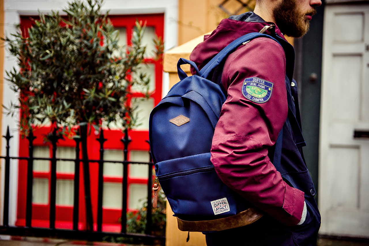 The Duffer of St. George 2013 Spring/Summer Backpacks