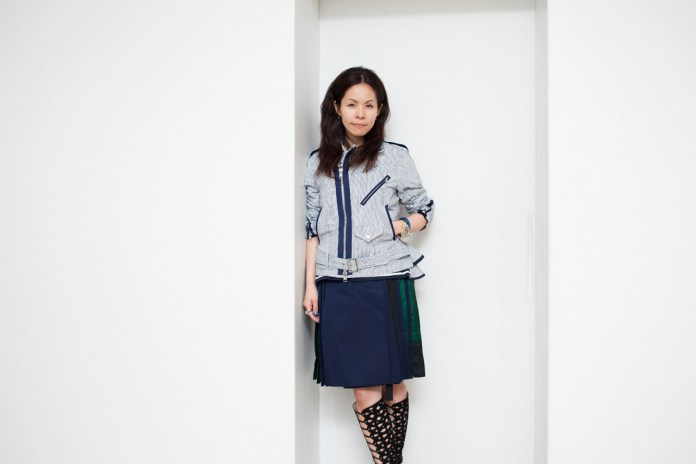 The Merging of Masculine and Femine Styles with Ms. Chitose Abe of Sacai