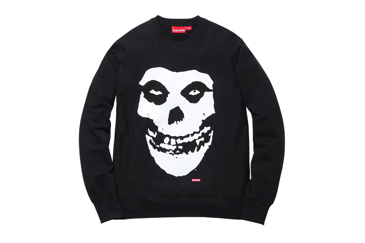 the misfits x supreme 2013 spring summer collection