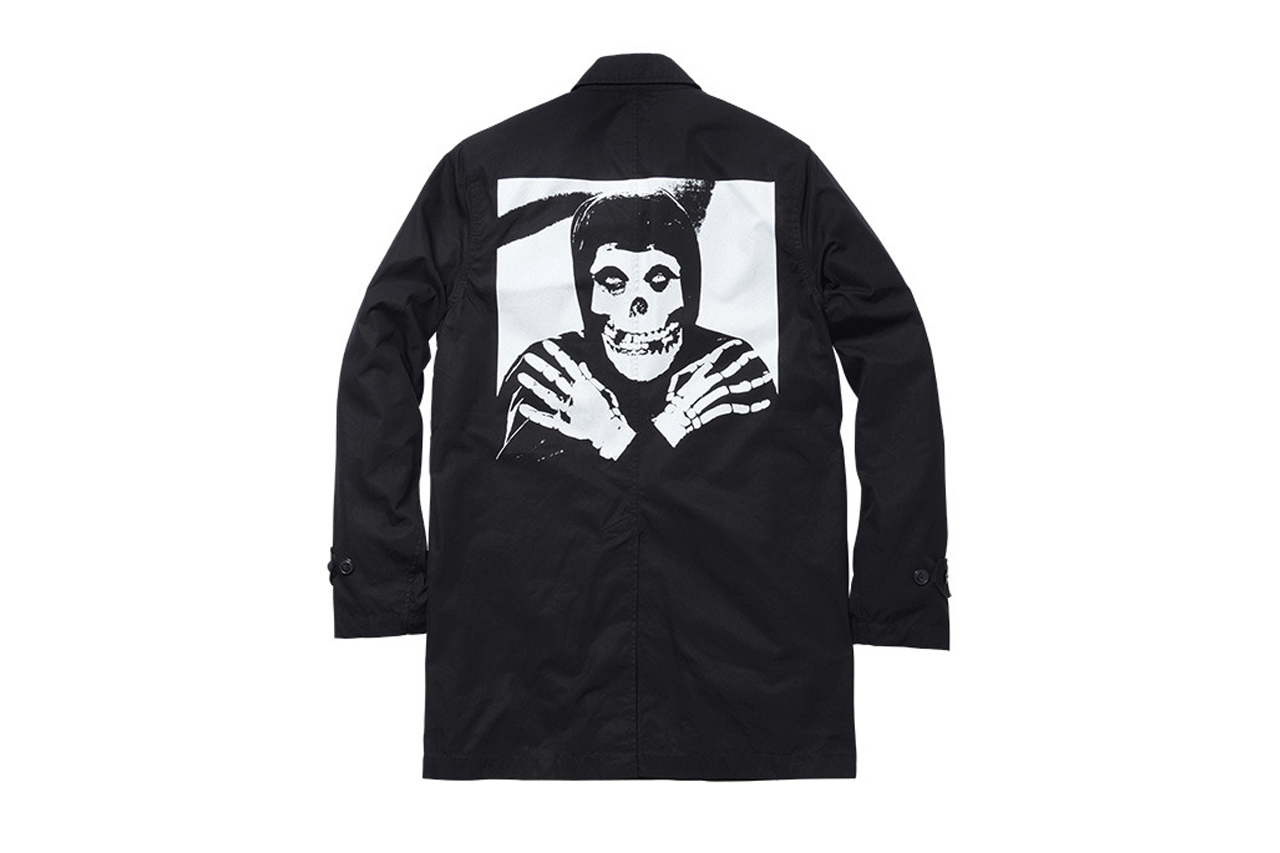 Misfits x Supreme 2013 Spring/Summer Collection