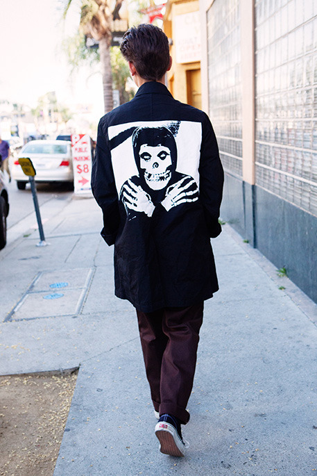 the misfits x supreme 2013 spring summer lookbook