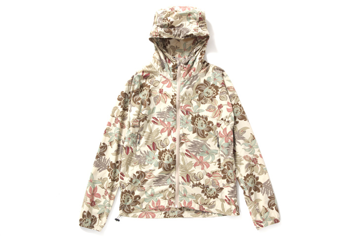 THE NORTH FACE PURPLE LABEL 2013 Spring/Summer Vintage Nylon Taffeta Print Collection