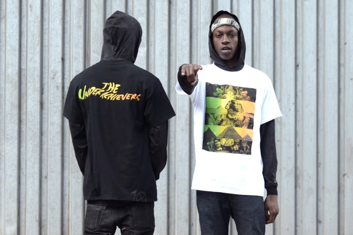 The Underachievers x 10.Deep 2013 Spring/Summer T-Shirt