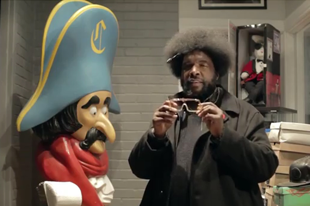 The Vintage Frames Company and Questlove Trace the History of Eyewear in Hip-Hop