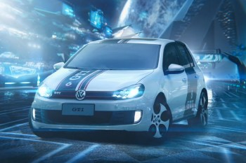 The Volkswagen Golf GTi Goes Out of This World