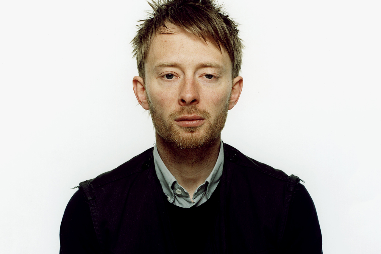 """Thom Yorke Sits Down with Alec Baldwin on """"Here's The Thing"""""""