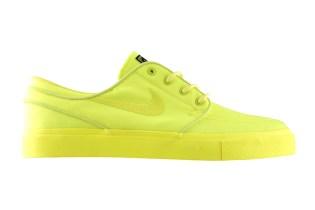 "Three Squares Studio x Nike SB Zoom Stefan Janoski ""Lemon Twist"""