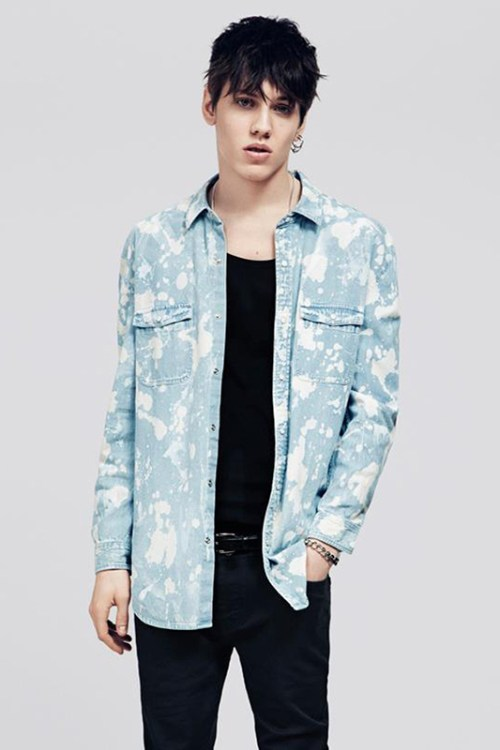 Topman 2013 Spring/Summer Denim Lookbook