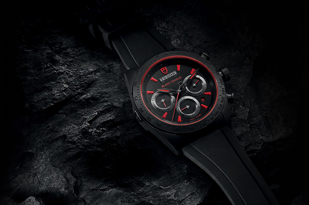 Tudor 2013 Fastrider Black Shield Collection