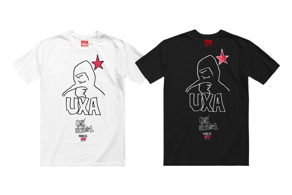 "UXA x Mark Gonzales ""Mutiny"" Artist collection"