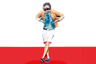 VANQUISH 2013 Spring/Summer Lookbook