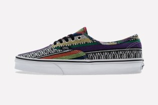 Vans 2013 Spring/Summer Authentic Guate Stripe