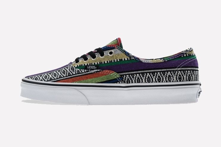 vans 2013 spring summer authentic guate stripe