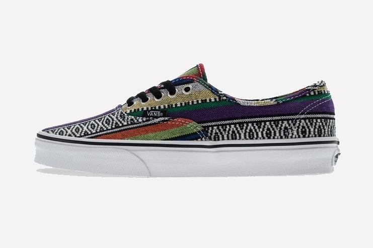 Vans 2013 Spring/Summer Authentic Guate Stripe
