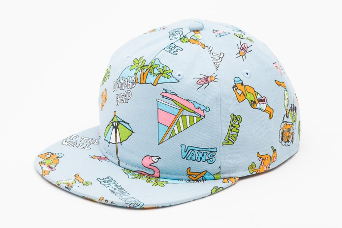 Vans Apparel 2013 Spring Island Accessories Collection