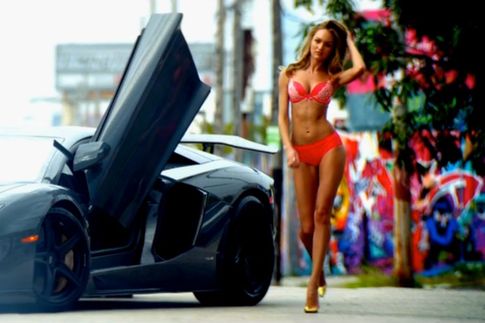 """Victoria's Secret """"Very Sexy 2013"""" Campaign Directed by Michael Bay"""