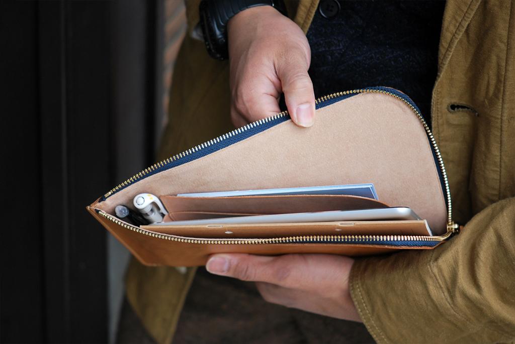 VIVA JAPAN x Roberu 2013 Spring/Summer KOWAKI iPad Mini Zip Case