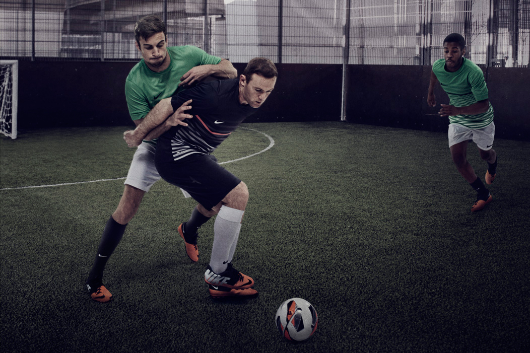 wayne rooneys tips for small sided football