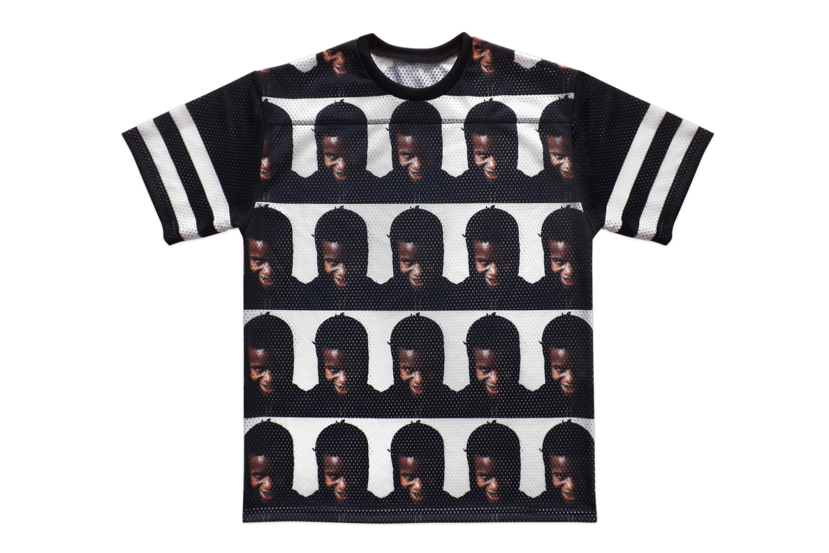 """Wil Fry """"Portrait of Ian Connor"""" Jersey"""