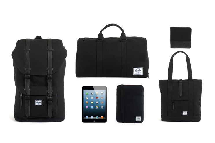 Winner Announcement! Win an iPad mini and Weekend Travel Kit from Herschel Supply Co.!
