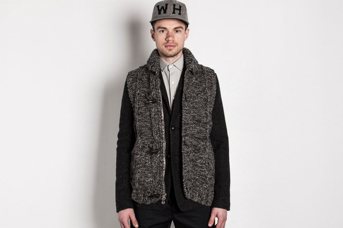 wings + horns 2013 Fall/Winter Lookbook