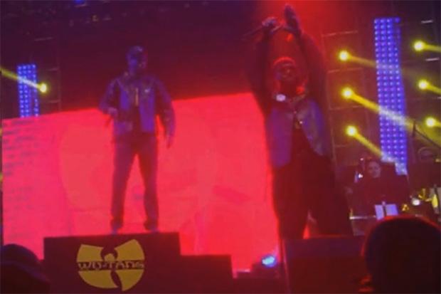 Wu-Tang Clan - Protect Ya Neck (Live at Coachella 2013)