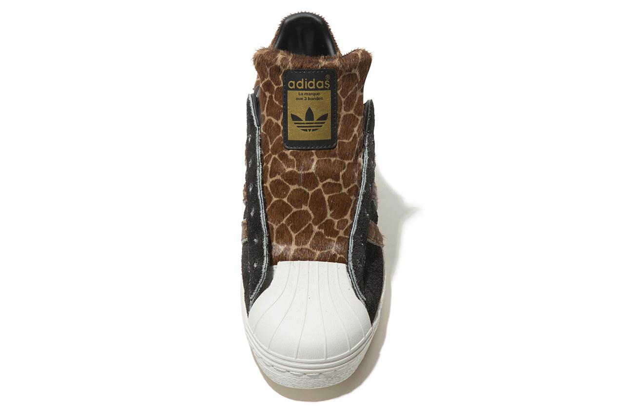 xlarge x adidas originals ss 80s giraffe