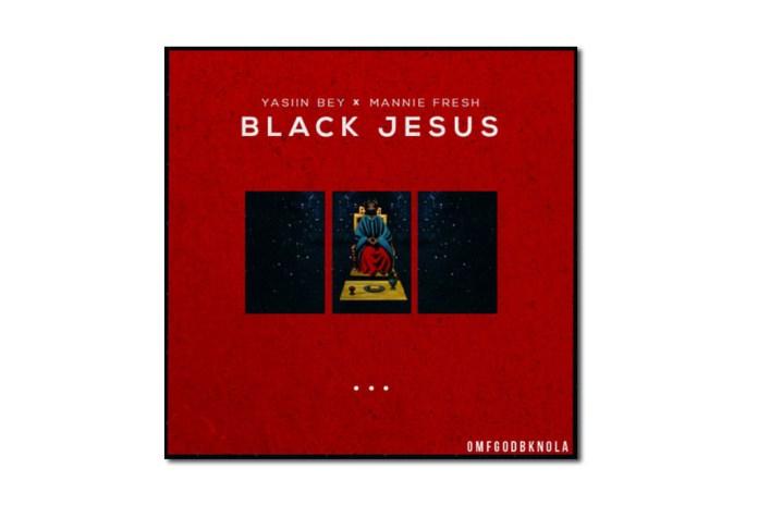 Yasiin Bey & Mannie Fresh – Black Jesus