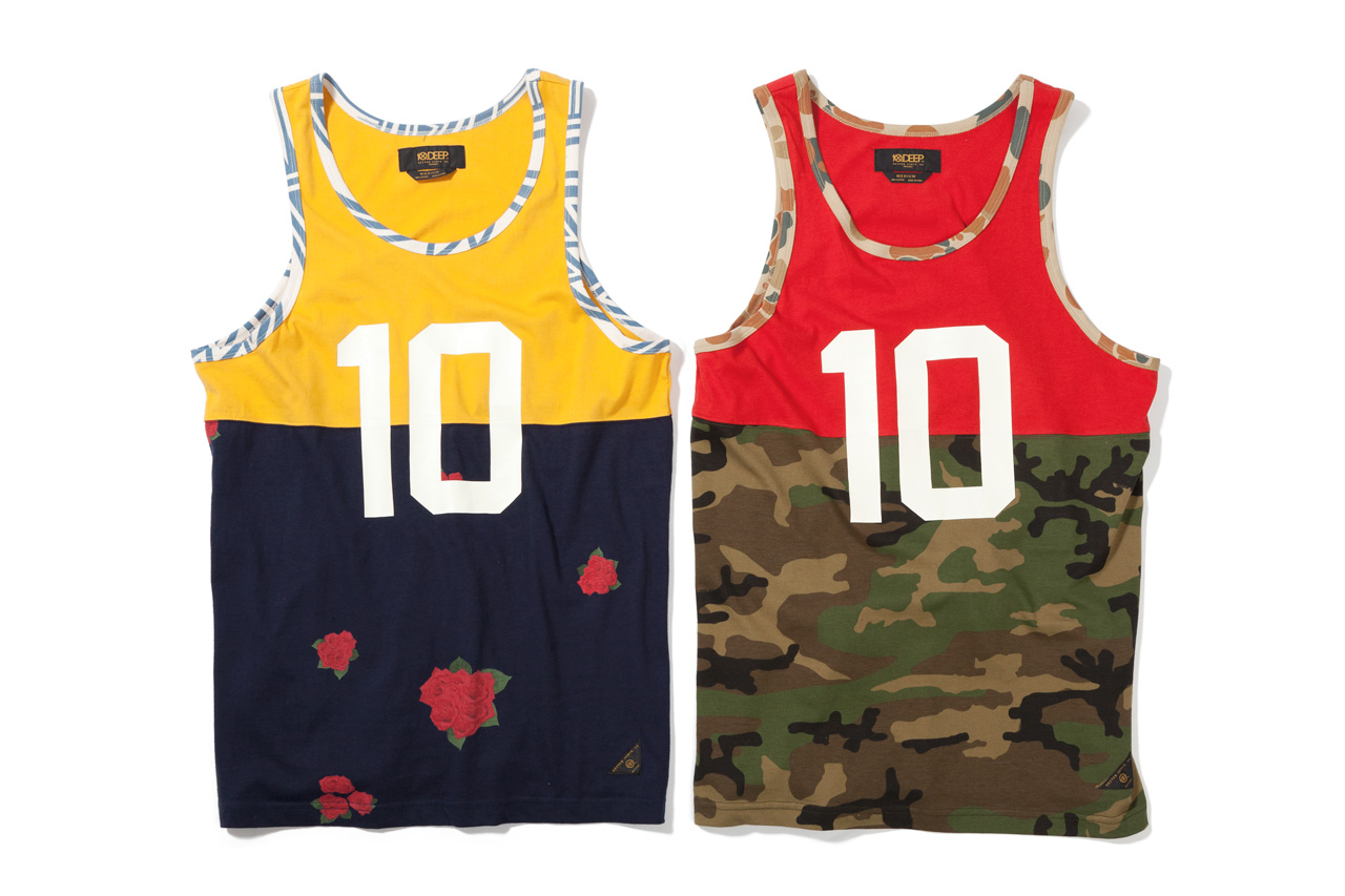 10 deep 2013 spring summer new arrivals