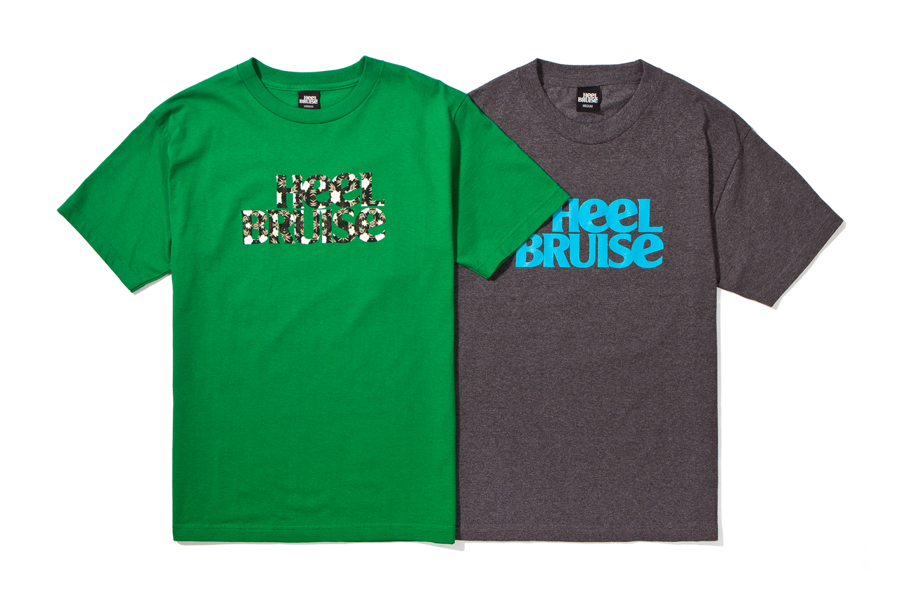 Heel Bruise 2013 Spring/Summer Collection