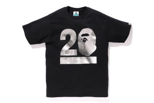 A Bathing Ape NW20 BAPE GALLERY KYOTO Limited T-Shirt