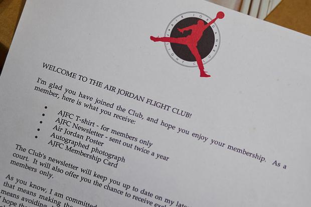 A Look Back at the Air Jordan Flight Club