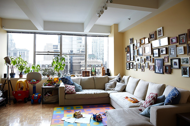 a look inside coltrane curtis tribeca apartment