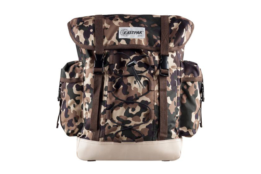 a p c x eastpak 2013 capsule collection