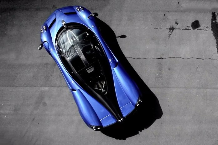 A Quick Celebration of the Pagani Zonda