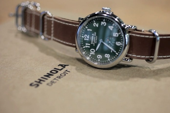 A Visit to Shinola Detroit