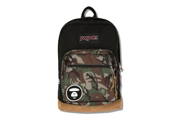 AAPE by A Bathing Ape x JanSport 2013 Capsule Collection