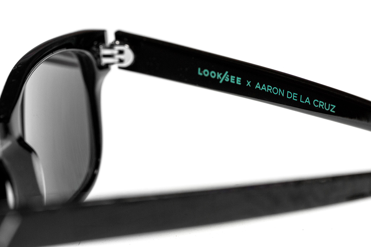 Aaron De La Cruz x LOOK/SEE Sunglasses