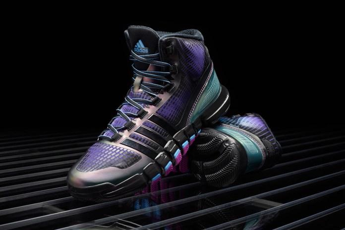 adidas Crazyquick Black/Purple/Teal