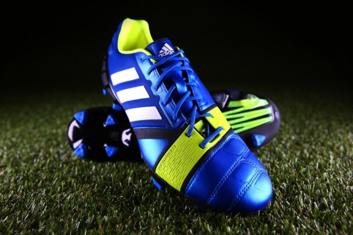 adidas Nitrocharge Soccer Boots
