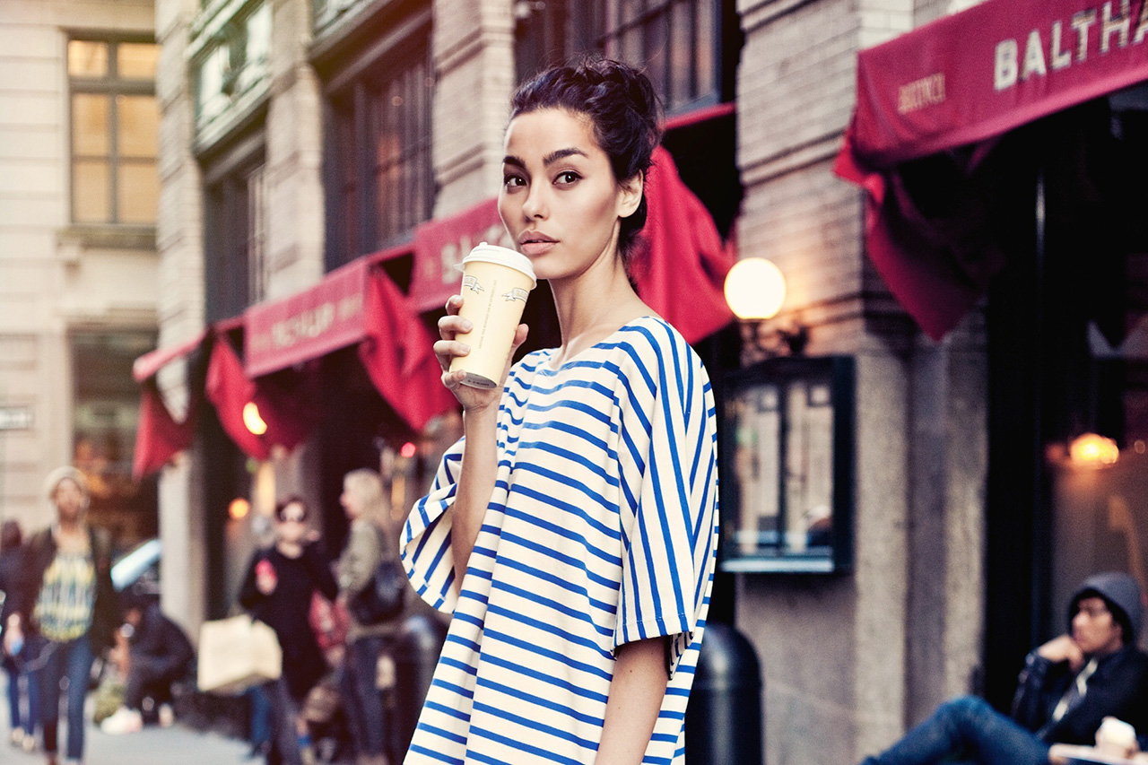 adrianne ho the unofficial face of menswear