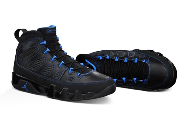 "Air Jordan 9 Retro ""Black Bottom"""