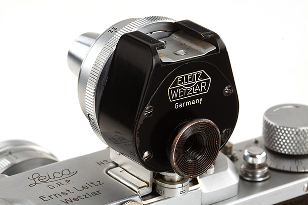 albert eisenstaedts leica iiia rangefinder sells for e114000