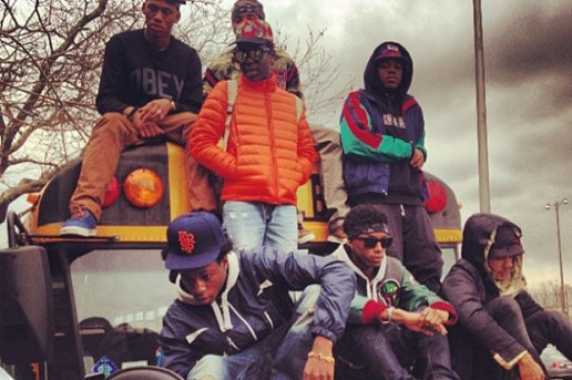 An Inside Look at Joey Bada$$ & Pro Era's 2013 Beast Coastal Tour