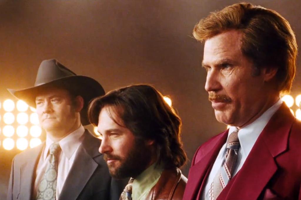 Anchorman 2 Official Trailer